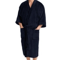 Silk Screened Bath Robes