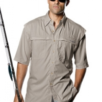 Personglized Logo Hook & Tackle Camp Shirts