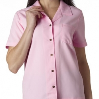 Custom Embroidered Ladies Camp Shirts