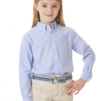 Personalized Children's Dress Shirts