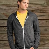 Embroidered Alternative Fleece & Sweat Jackets