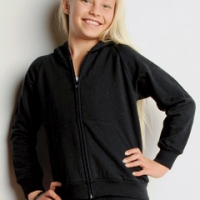 Custom Logo Children's Fleece & Sweat Jackets