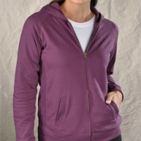 Personalized Ladies Hooded