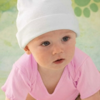 Customized Infant & Toddler Knit Caps & Beanies