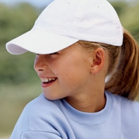 Embroidered Children's Low Profile