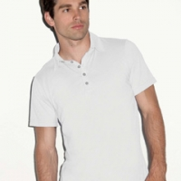 Embroidery on Bella Polo Shirts