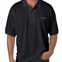 Embroidered Columbia Polo Shirts