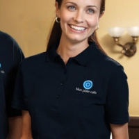 Personalized Hanes Polo Shirts