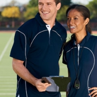 Custom Embroidered Russell Athletic Polo Shirts