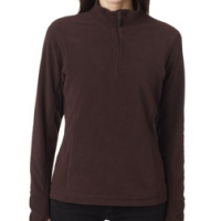 Personalized Ladies Quarter-Zip