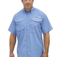 Custom Embroidered Columbia Shirts
