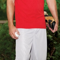 Personglized Logo Augusta Shorts
