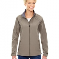 Logo Ladies Soft Shell