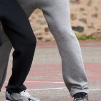 Personglized Logo Russell Athletic Sweatpants & Sweatshorts