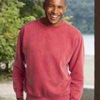 Custom Logo Comfort Colors Sweatshirts & Fleece