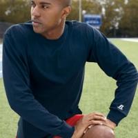 Monogrammed Russell Athletic Sweatshirts & Fleece