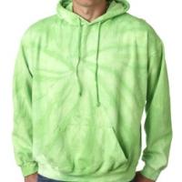Custom Embroidered Tie-Dye Sweatshirts & Fleece