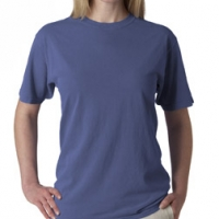 Embroidery on Comfort Colors T-shirts & Tank Tops