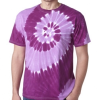 Custom Embroidered Sales for Tie-Dye