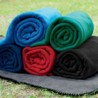 Embroidery on Harriton Towels & Blankets