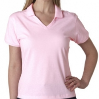 Logo Ladies V-Neck