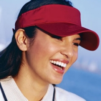 Custom Embroidered Big Accessories Visors