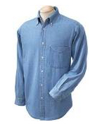 custom denim shirts