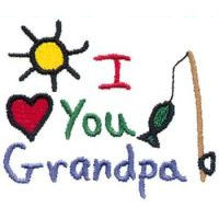 I Love You Grandpa