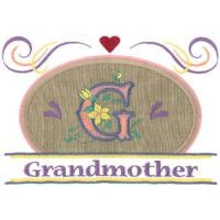 Grandmother Applique