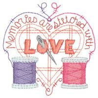 Stitched with Love