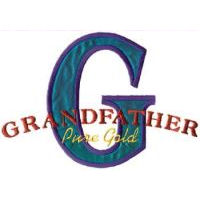 Grandfather Applique