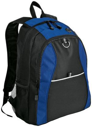 <i>Improved</i> Contrast Honeycomb Backpack.