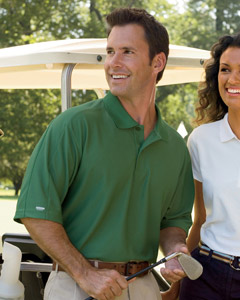 (13z0075a) 13 Izod Men's Performance Golf Piqué Polo