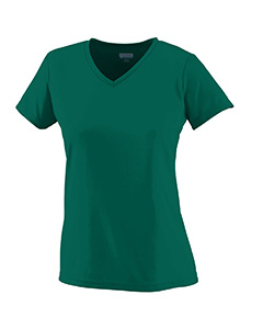 1790 Augusta Sportswear Ladies' Moisture-Wicking V-Neck T-Shirt