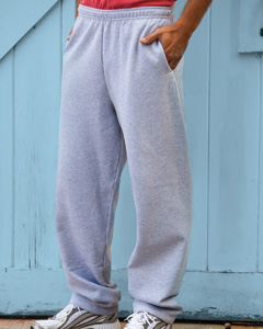 (51300ra) Fruit of the Loom 8 oz. BestT 50/50 Fleece Pant with Pockets