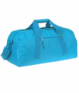 (8806br) UltraClub Large Square Duffel Bag