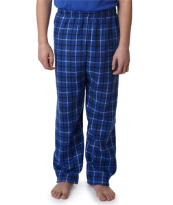 (9744br) Robinson Youth Gridiron Flannel Pants