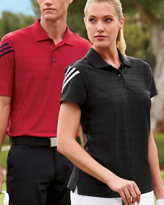 adidas Golf Ladies' ClimaCool Mesh Polo