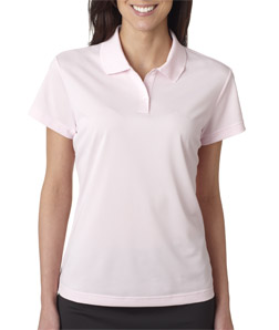 Adidas Ladies' ClimaLite Pique Polo