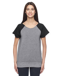 Alternative Ladies' Rehearsal Short-Sleeve Pullover
