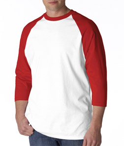 Anvil Adult Baseball Tee