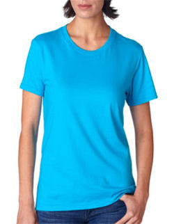 Anvil Ladies' Fashion Fit Tee with TearAway label
