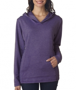 Anvil Ladies' Hooded French Terry Fleece