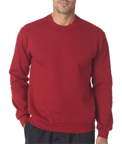 Anvil Men's Fashion Crew Neck Sweatshirt