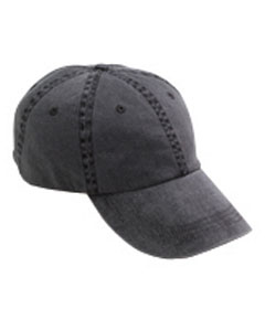 Anvil Solid Low-Profile Pigment-Dyed Cap