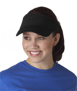 Anvil Solid Low-Profile Twill Visor