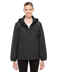 Ash City - Core 365 Ladies' Profile Fleece-Lined All-Season Jacket