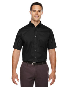 Ash City - Core 365 Men's Optimum Short-Sleeve Twill Shirt