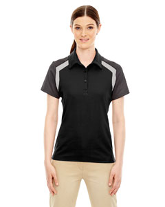 Ash City - Extreme Edry Ladies' Colorblock Polo