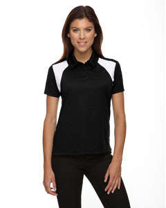 Ash City - Extreme Eperformance Ladies' Colorblock Textured Polo